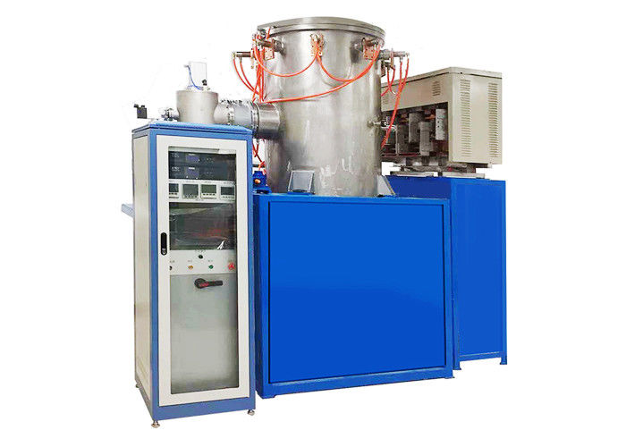 Tungsten Coil High Temperature Vacuum Furnace 50 Segments Programmable