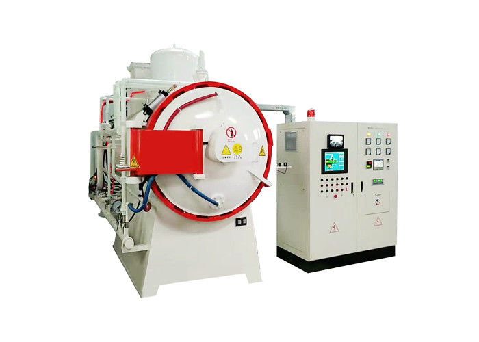 Durable High Temperature Vacuum Furnace 0.006 Pa Pressure For Oil Quenching