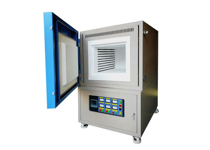 1200 ℃ Industrial Muffle Furnace For Production Enterprises Custom Volume